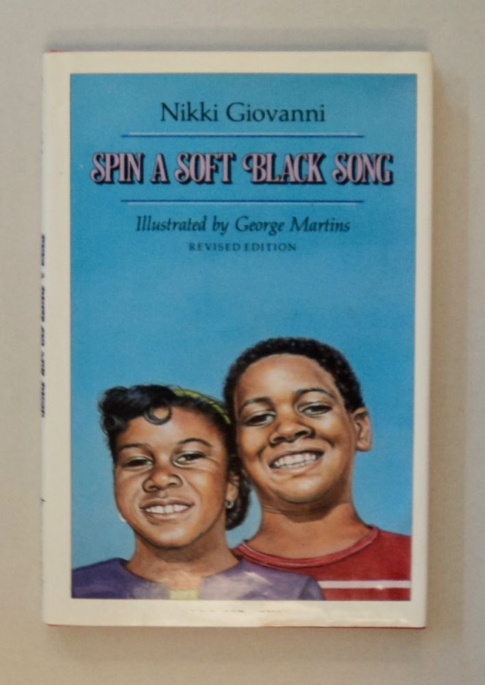 Spin a Soft Black Song. Nikki GIOVANNI.