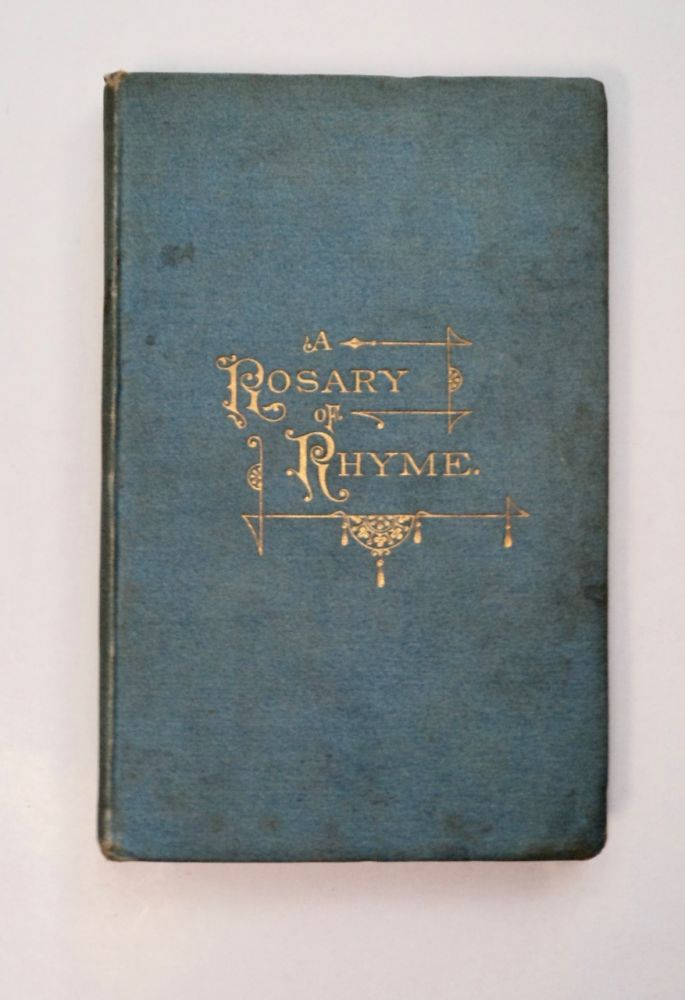 A Rosary of Rhyme. Clarence URMY, homas.