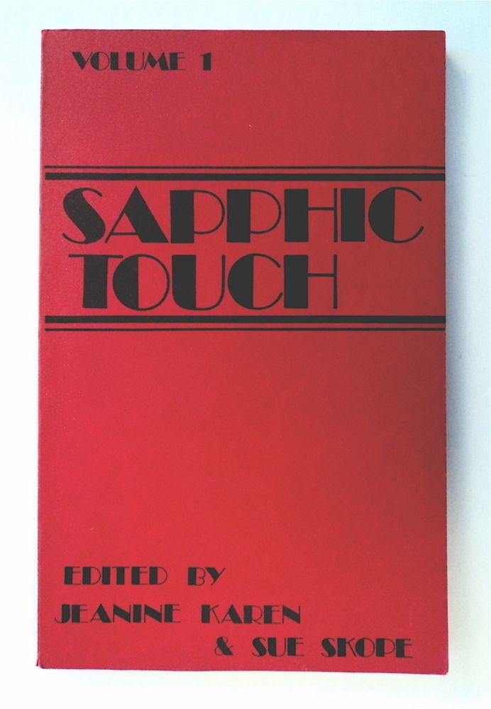 SAPPHIC TOUCH: A JOURNAL OF LESBIAN EROTICA