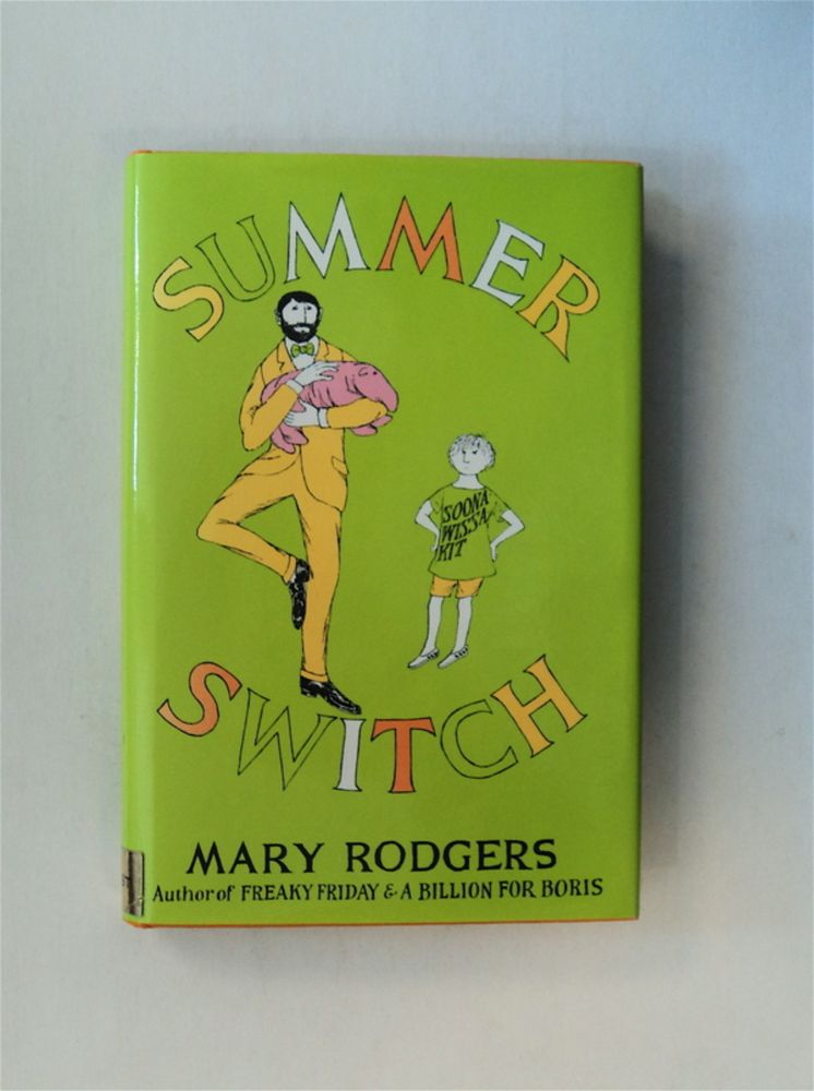 Summer Switch. Mary ROGERS.