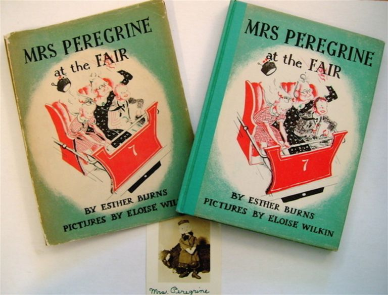 Mrs. Peregrine at the Fair. Eloise. Color WILKIN, Esther Burns.