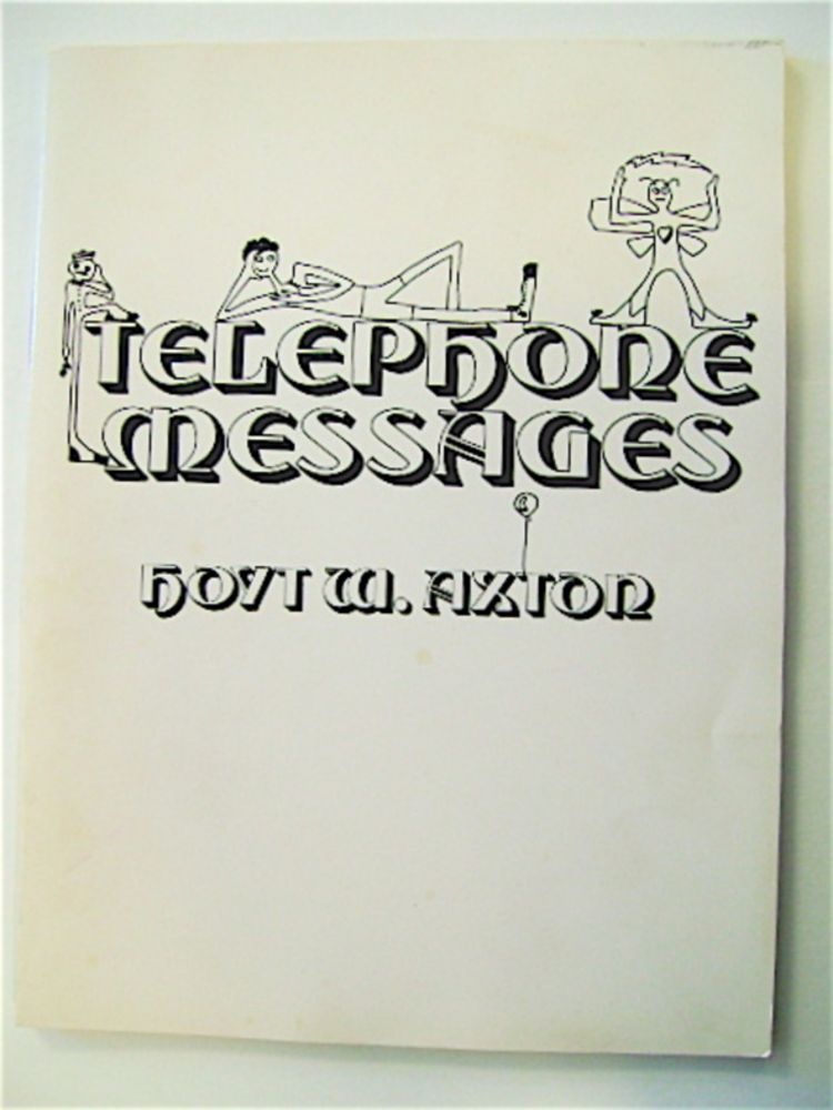 Telephone Messages. Hoyt W. AXTON.