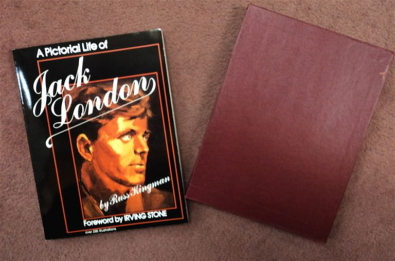 A Pictorial Life of Jack London. Russ KINGMAN.