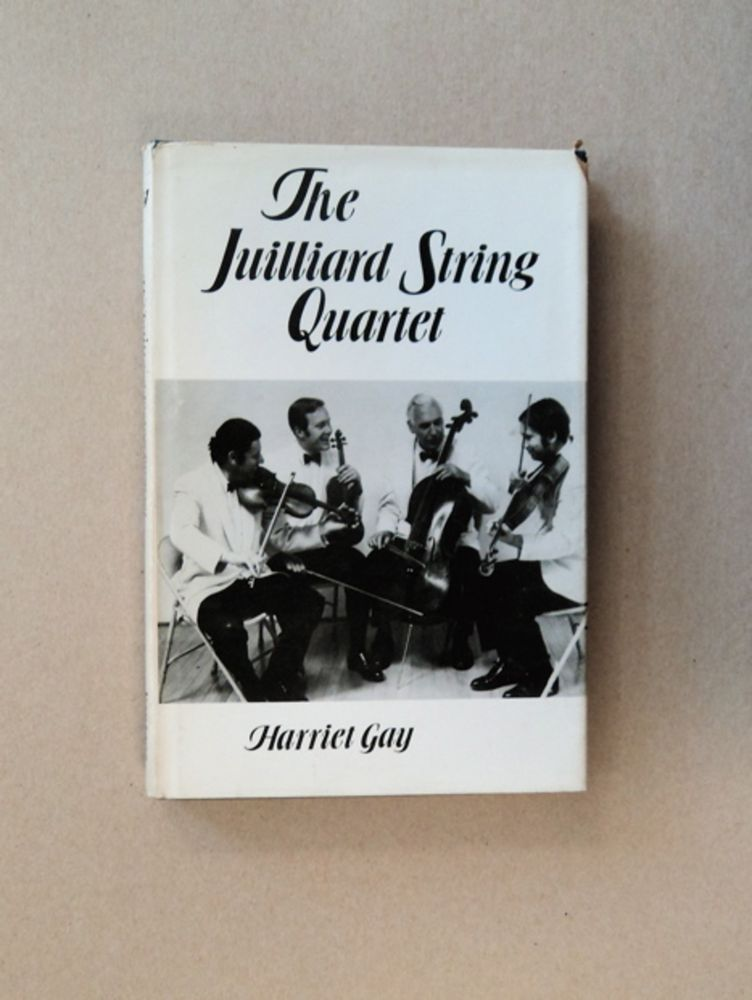 The Juilliard String Quartet. Harriet GAY.