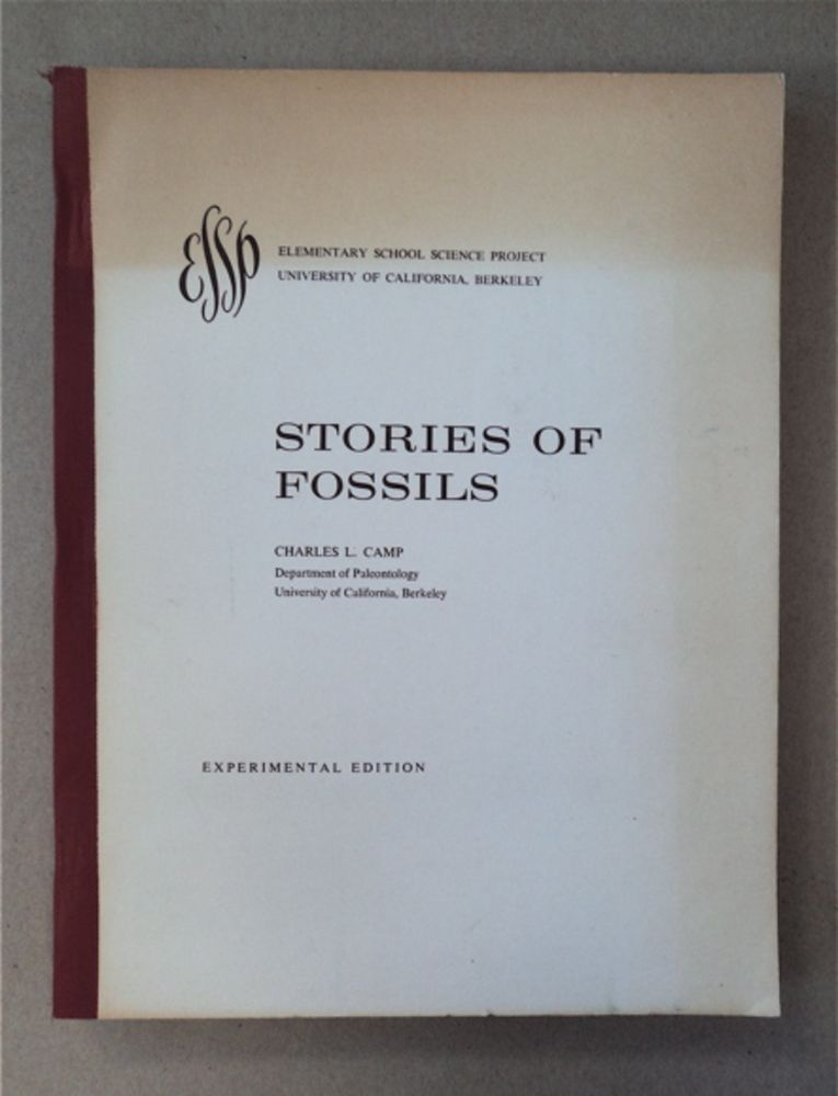 Stories of Fossils. Charles L. CAMP.