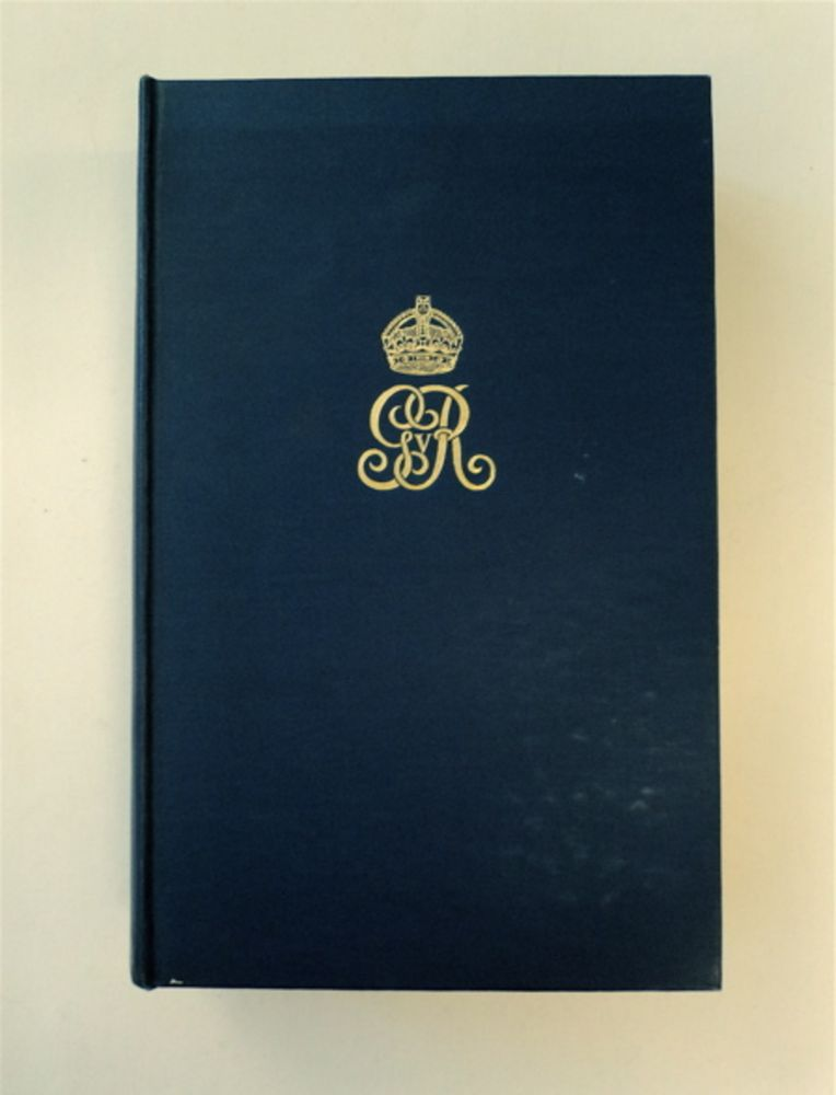 King George the Fifth: His Life and Reign. Harold NICOLSON.