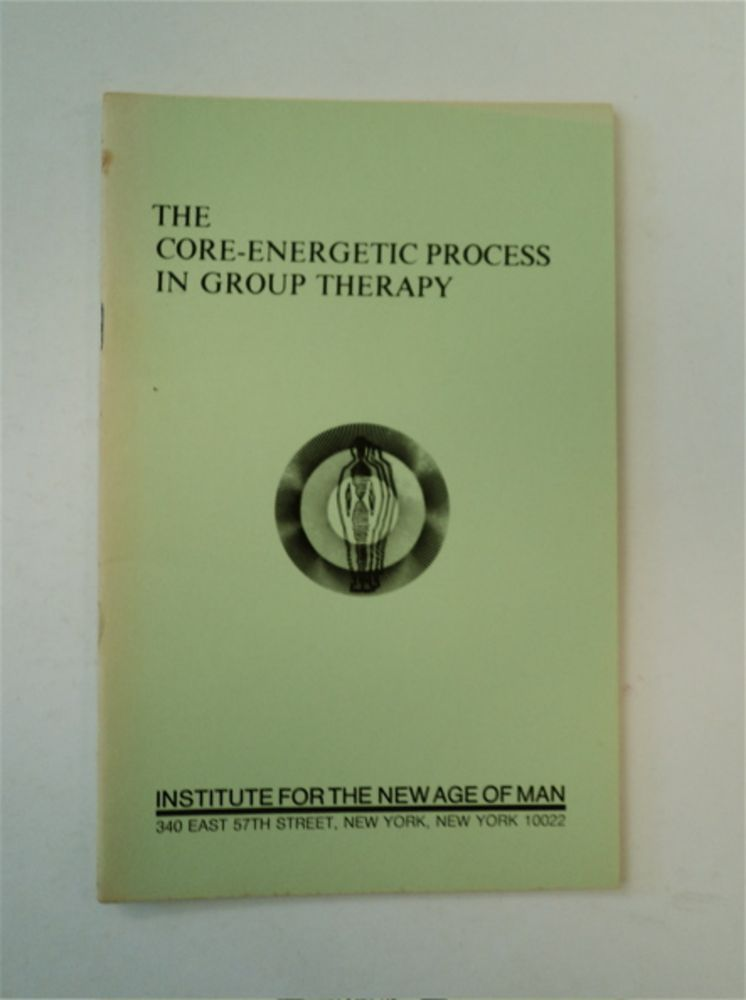 The Core-Energetic Porcess in Group Therapy. J. C. PIERRAKOS, M. D.