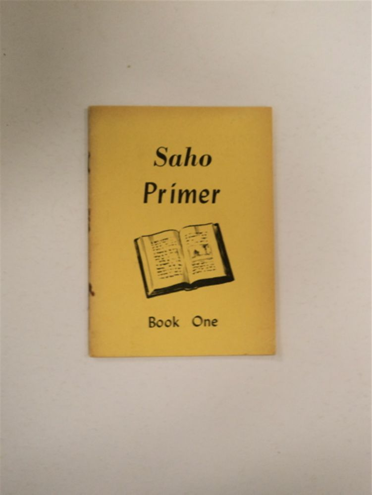 SAHO PRIMER, BOOK ONE