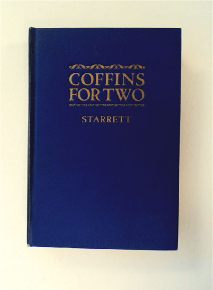 Coffins for Two. Vincent STARRETT.