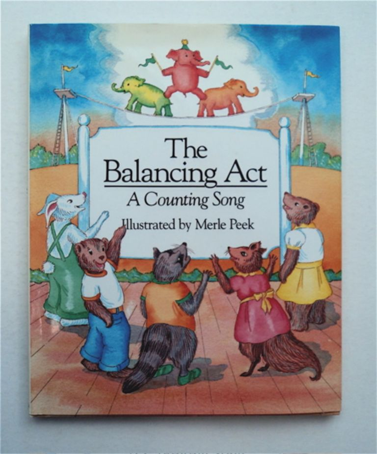 The Balancing Act: A Counting Song. Edith FOWLE, music.