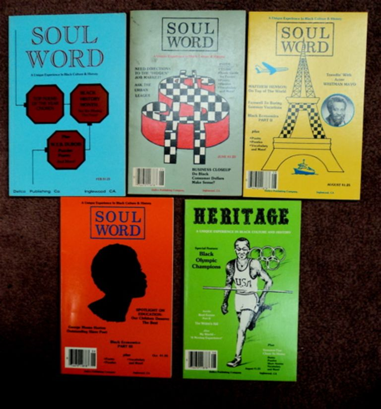 SOUL WORD: A UNIQUE EXPERIENCE IN BLACK CULTURE & HISTORY