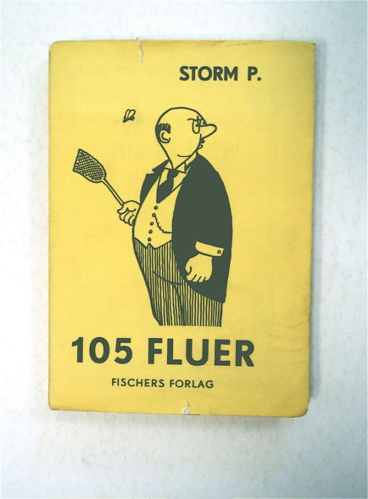 105 Fluer. Robert Storm PETERSEN.