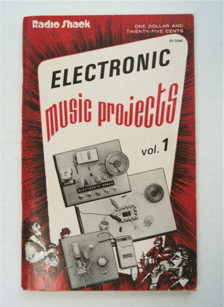 Electronic Music Projects, Volume 1. Forrest M. MIMS, III.