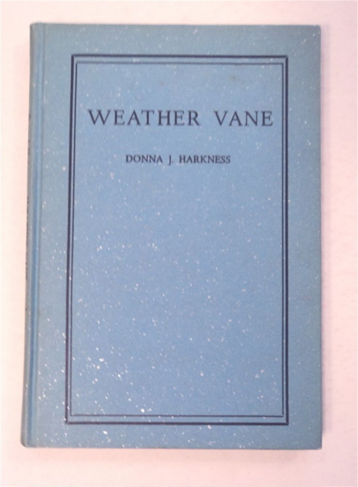 Weather Vane. Donna J. HARKNESS.