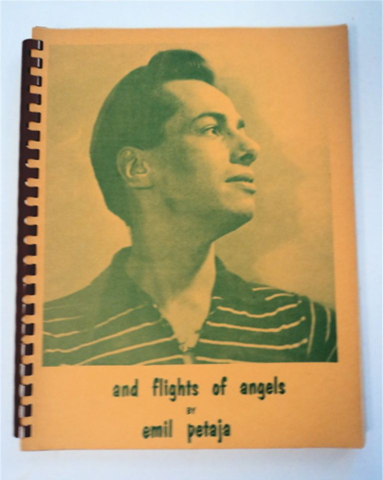 And Flights of Angels: The Life and Legend of Hannes Bok. Emil PETAJA, Divers Hands.