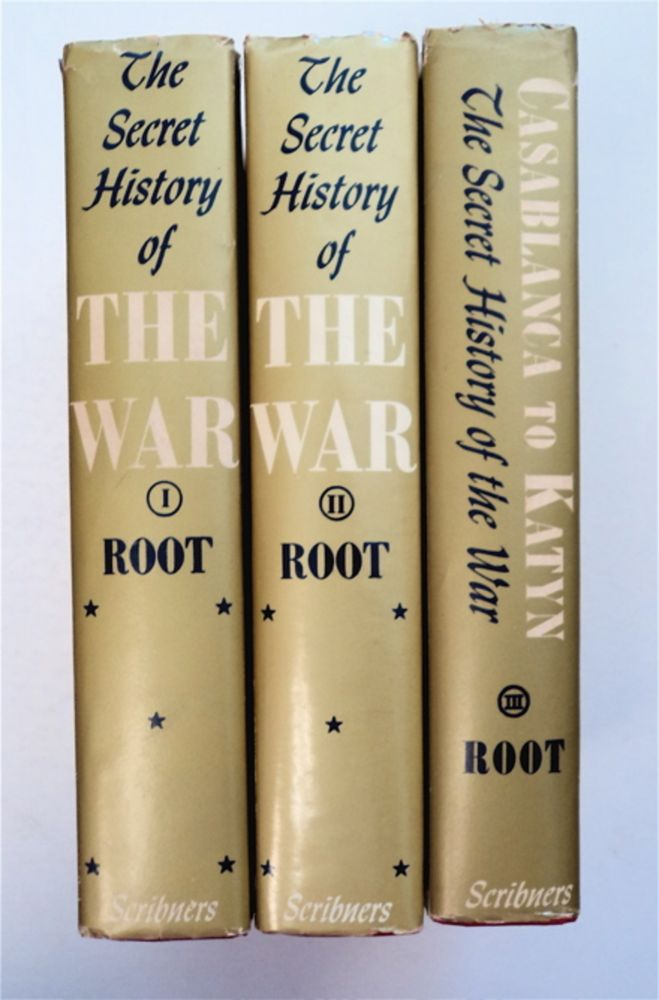 The Secret History of the War. Waverley ROOT.