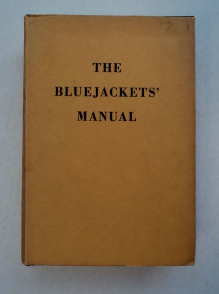 The Bluejackets' Manual. UNITED STATES NAVY.
