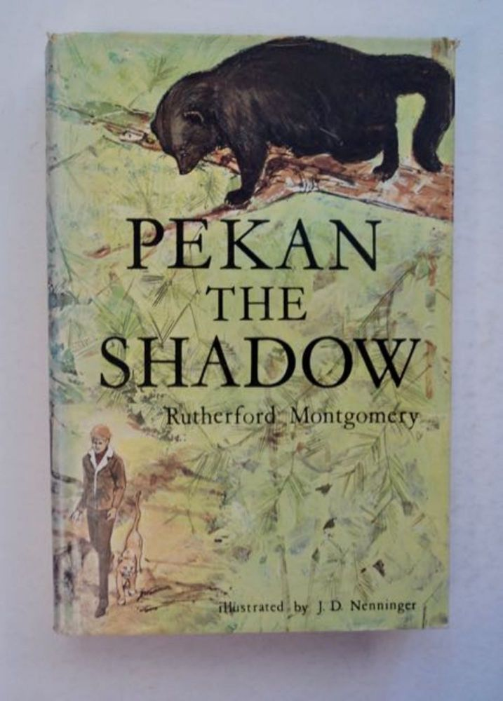 Pekan the Shadow. Rutherford MONTGOMERY.