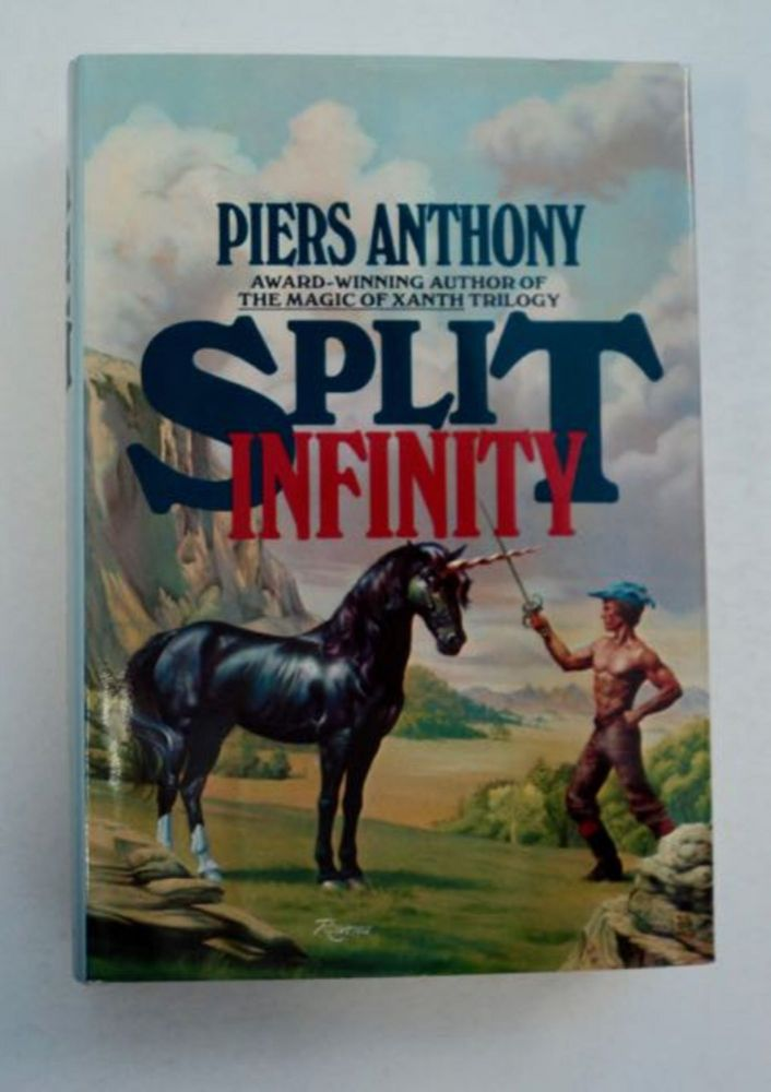 Split Infinity. Piers ANTHONY.