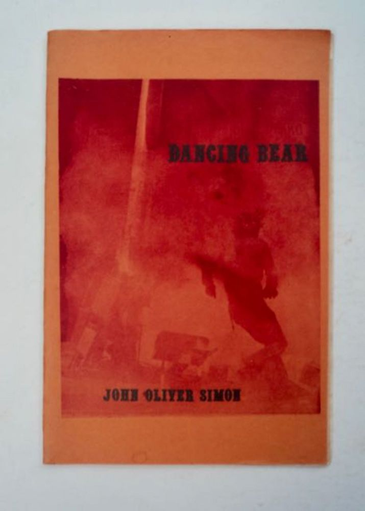 Dancing Bear. John Oliver SIMON.