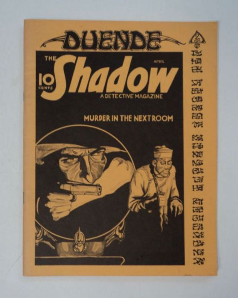 DUENDE: A JOURNAL AND ARCHIVE FOR PULP LORE