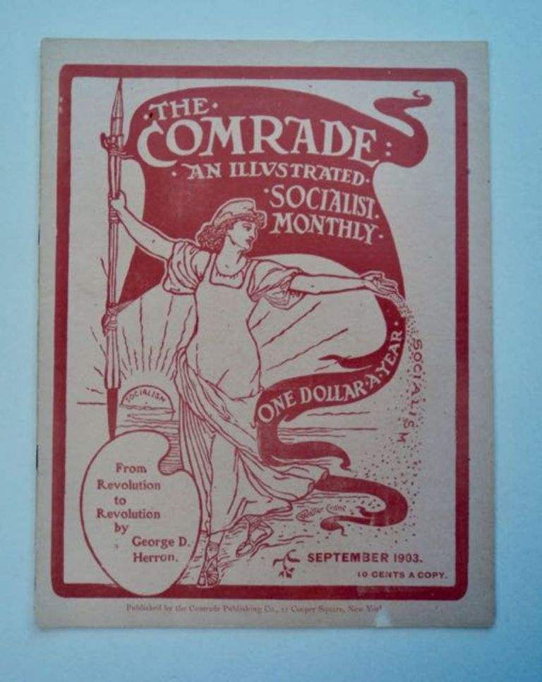 THE COMRADE: AN ILLUSTRATED SOCIALIST MONTHLY