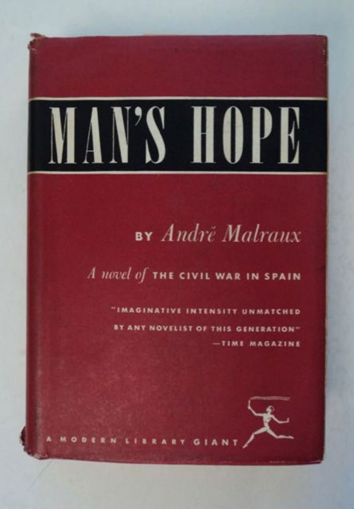 Man's Hope. André MALRAUX.