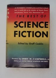The Best of Science Fiction. Groff CONKLIN, edited.