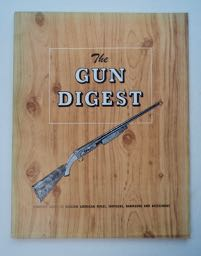 The Gun Digest, 1944 Edition. Charles R. JACOBS, ed.