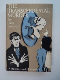 The Transcendental Murder. Jane LANGTON.