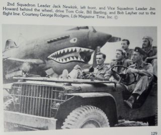 The Pictorial History of the Flying Tigers