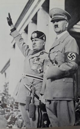 HITLER ALBUMS: MUSSOLINI'S STATE VISIT TO GERMANY, SEPTEMBER 25-29, 1937