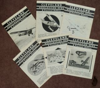 CLEVELAND MODELMAKING NEWS & PRACTICAL HOBBIES