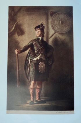 The Romantic Story of the Highland Garb and the Tartan