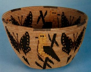 An Exhibition of Western North American Indian Baskets from the Collection of Clay P. Bedford at the California Academy of Sciences, Golden Gate Park, San Francisco, California, April 16, 1980