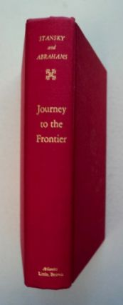 Journey to the Frontier: Two Roads to the Spanish Civil War