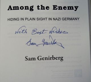 Among the Enemy: Hiding in Plain Sight in Nazi Germany