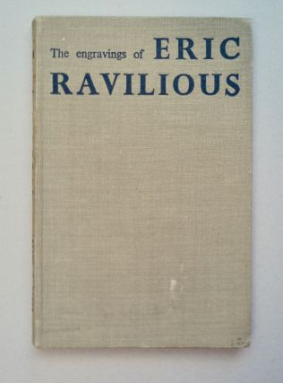 Notes on the Wood-Engravings of Eric Ravilious. Robert HARLING
