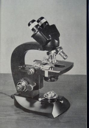 Microscope Design and Construction