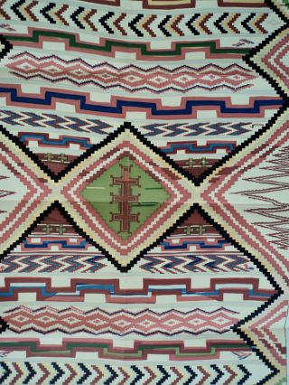 Navaho Weaving: Its Technique and History