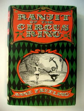 Ranjit of the Circus Ring. Anne FREELING