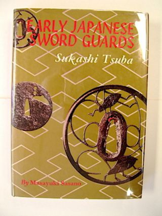 Early Japanese Sword Guards. Sukashi TSUBA
