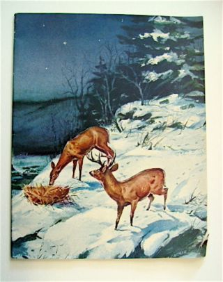 1954 ABERCROMBIE & FITCH CHRISTMAS CATALOG