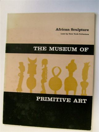 AFRICAN SCULPTURE LENT BY NEW YORK COLLECTORS