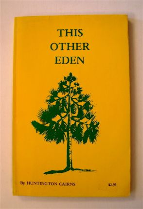 This Other Eden: Aspects of the Natural History of the Outer Banks of North Carolina. Huntington...