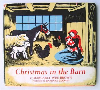 Christmas in the Barn. Margaret Wise BROWN