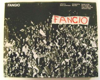 "Fangio: Based on the Film ""Fangio"" by Hugh Hudson and Giovanni Volpi. Denis JENKINSON, ed"