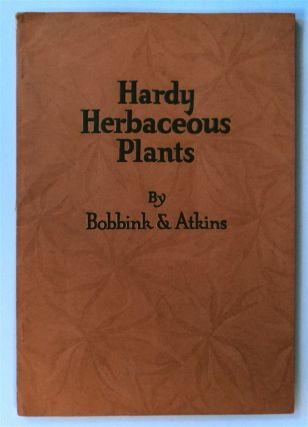 HARDY HERBACEOUS PLANTS