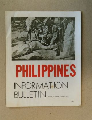 PHILIPPINE INFORMATION BULLETIN