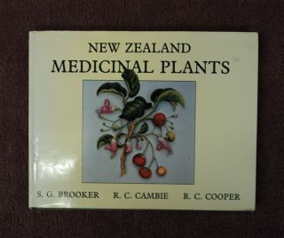 New Zealand Medicinal Plants. S. G. BROOKER, R. C. Cambie, R. C. Cooper